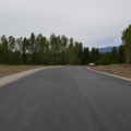 Fully paved and ready for houses!